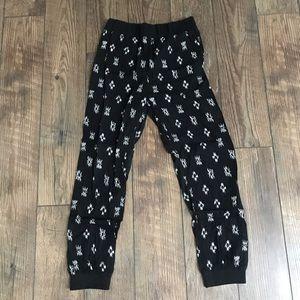 Madewell Black Trouser Pants